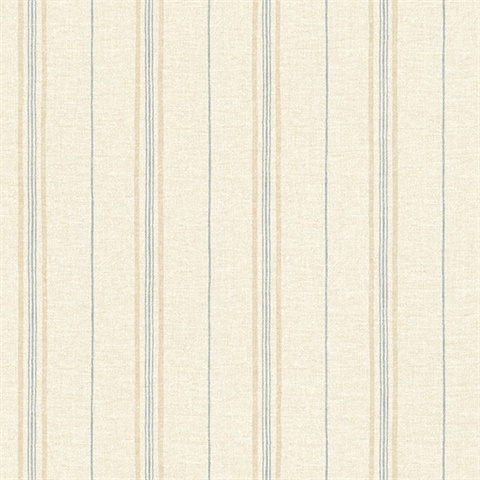 Franz Wheat Grain Texture Stripes