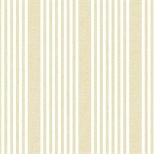 French Linen Stripe