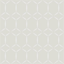 Fusion Neutral Geometric Wallpaper