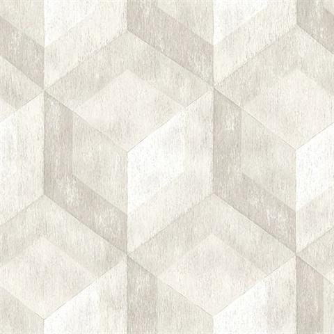 Geometric Cream Rustic Tile 2701 22308