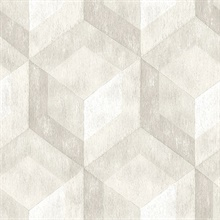 Geometric Cream Rustic Tile
