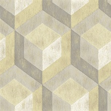 Geometric Honey Rustic Tile