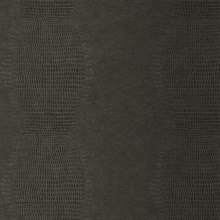 Gharial Olive Green Crocodile Skin Textured Wallpaper