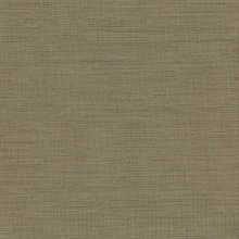 Giana Brown Horizontal Silk Wallpaper