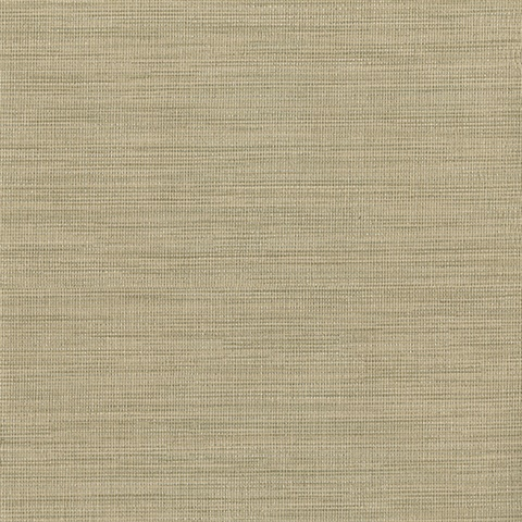 Giana Light Brown Horizontal Silk Wallpaper