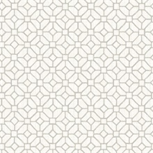 Gigi Light Grey Geometric