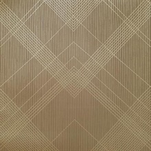 Gold Jazz Age Textured 3D Geometric