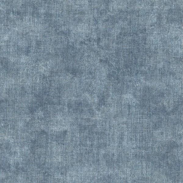 3114 003386 Gramercy Blue Linen Blue Denim Wallpaper