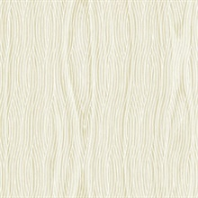 Grayson Beige Geometric Wallpaper