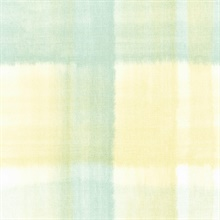 Green and Yellow Conte Plaid