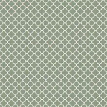 Green Framework Geometric Wallpaper