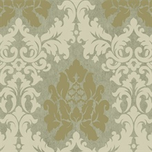 Green Haven Damask