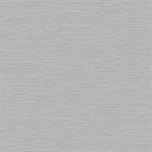 Grey Event Horizon Horizontal Metallic Lines Wallpaper