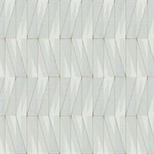 Grey On An Angle Geometric Wallpaper