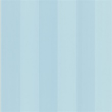 Groove Aqua Stripes Wallpaper