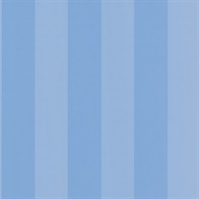 Groove Blue Stripes Wallpaper