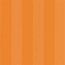 Groove Orange Stripes Wallpaper