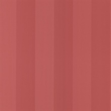 Groove Red Stripes Wallpaper