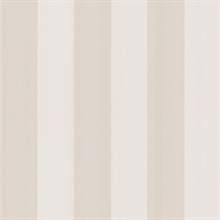 Groove Taupe Stripes Wallpaper