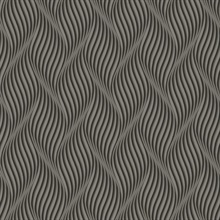 Groovy Wallpaper - Gunmetal