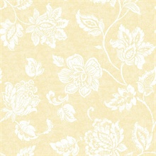 Guy Light Yellow Jacobean
