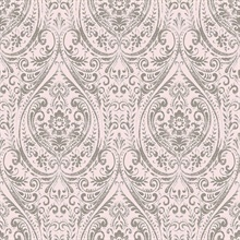 Gypsy Light Pink  Damask