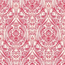 Gypsy Red  Damask