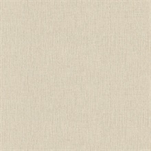 Haast Light Taupe Vertical Woven Textured Wallpaper