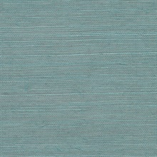 Haiphong Turquoise Grasscloth