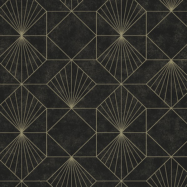 366073 halcyon black geometric wallpaper wallpaper