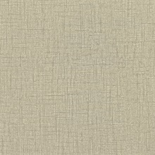 Halin Taupe Cross Hatch Wallpaper