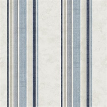 Hamilton Blue Stripe