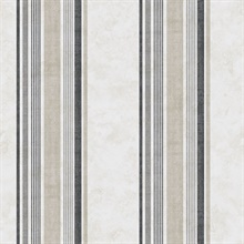 Hamilton Grey Stripe