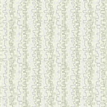 Harmonize Light Grey Small Geometric