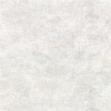 Hereford Light Grey Faux Plaster Vinyl Wallpaper