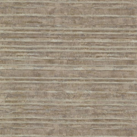 Horizon Brown Stripe Texture