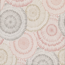 Howe Coral Medallions Wallpaper