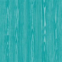 Illusion Aqua Faux Wood
