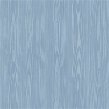 Illusion Blue Faux Wood