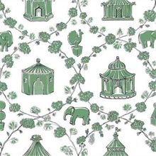 Into The Garden Toile