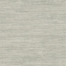 Island Grey Faux Grasscloth