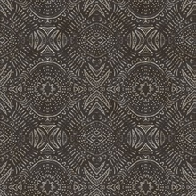 Java Dark Brown Medallion