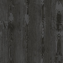 Jaxson Metallic Faux Wood Wallpaper