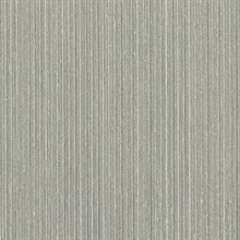 Jayne Silver Vertical Shimmer Wallpaper