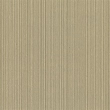 Jayne Taupe Vertical Shimmer Wallpaper