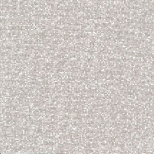 Jazz Dark Taupe Geometric Dots Commercial Wallpaper