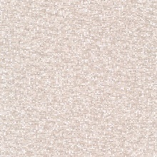Jazz Light Taupe Geometric Dots Commercial Wallpaper