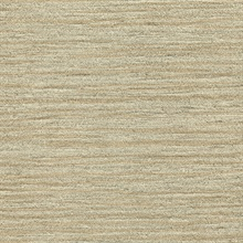 Jerrie Taupe Grass Slub Wallpaper