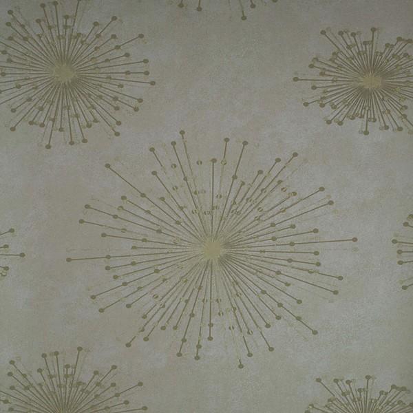 59 54120 Jetson Gold Starburst Wallpaper Wallpaper
