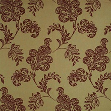 Karimah Gold Jacobean Wallpaper